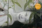 """掲載誌:大友真志 """"Northern Lights-1 母と姉"""" 『日本カメラ』2008年1月号"""