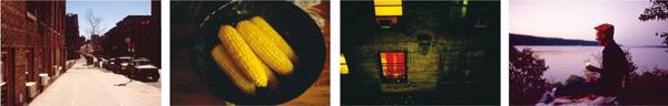 「白い月」 2010年 / 60 mins. / 35 mm film / silent