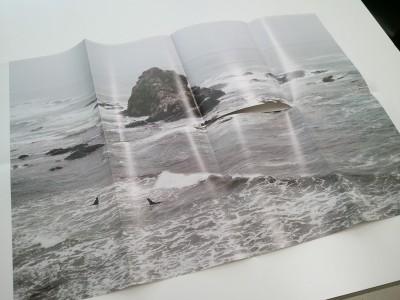 笹岡啓子『Remembrance 11 コンブ漁』