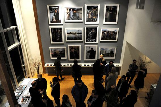 サンフランシスコはもちろん、ロサンゼルス、ニューヨークからも来場者が集まり、大成功の展示&オープニングとなりました!