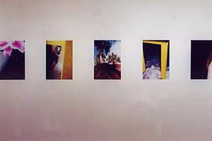 02 中村綾緒「 あ わ い 2000-2001 冬」 各25.4×36.4cm/タイプCプリント