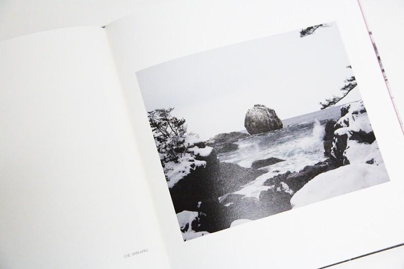 《白岩》、写真集『種差 四十四連図』より