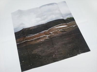 笹岡啓子「Remembrance 29 近野遺跡」