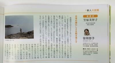 掲載誌:笹岡啓子『美術の窓』2014年5月号