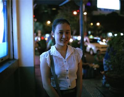 Nana Kakuda/角田奈々『APG通信20 初めてのベトナム』