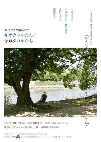 """展覧会:笹岡啓子 """"新・今日の作家展2017""""横浜市民ギャラリー"""