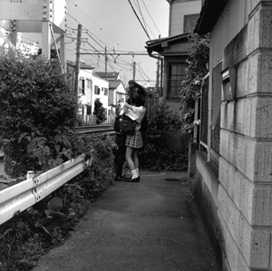 03 蔵 真墨「love 2」 49×49cm/バライタ