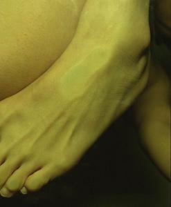 04 中尾曜子「死画像 4」 35.8×43.4cm/タイプCプリント