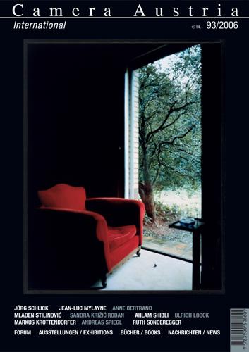 Camera Austria 93/2006