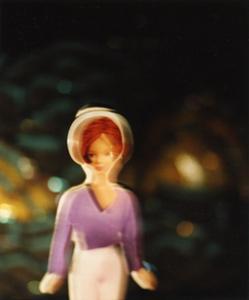 01 高橋万里子「手触りの細く小さきほど」  タイプ Cプリント/フォトアクリル/木製額 ed. 7  作品サイズ:659×555mm