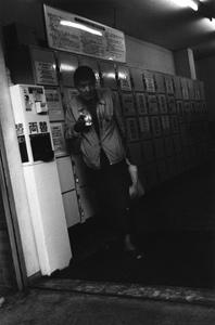 03 岸幸太「2007年12月30日 東京都台東区清川」 ゼラチンシルバープリント/非売品 image size:190×285mm paper size:279×356mm