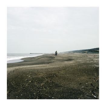 06 笹岡啓子「水域」 ラムダプリント/ed.5 paper size:1000×1000mm