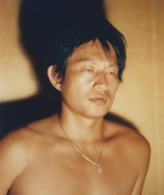 02 高橋万里子「月光 4. 男影」 タイプ Cプリント / ed. 10  作品サイズ:607×505mm
