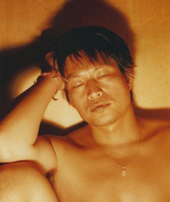 03 高橋万里子「月光 4. 男影」 タイプ Cプリント / ed. 10  作品サイズ:607×505mm