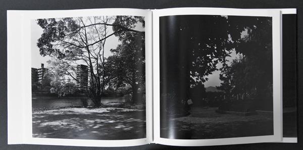 広島は公園都市である。  その街で生まれ育った写真家が撮る、21世紀の広島。 公園都市の昼と夜。がらんとした風景に擦過する時間。 そこに何が見えるのか。 街はすでに感光している、目を凝らせ。 写真界の新鋭による瞠目の第一写真集。