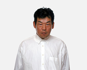 01 北島敬三 「3 PORTRAITS」 60×75cm/タイプCプリント