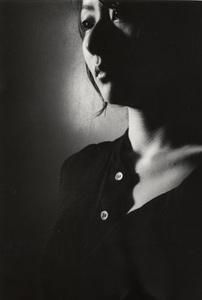 02  中尾曜子「死画像」 55×60cm / バライタ