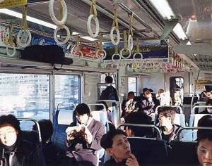 01 王子直紀「train」 55×70cm/タイプCプリント