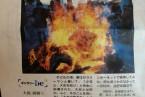 掲載紙:大島尚悟 「ギャラリーbe 」朝日新聞 be on Saturday 2013年8月31日刊