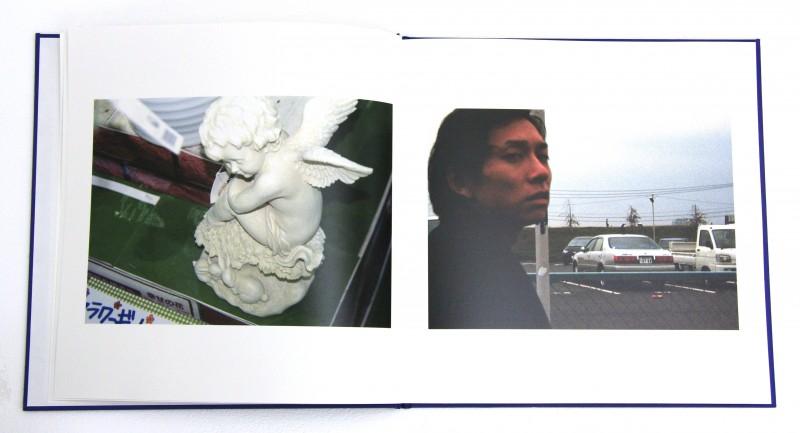 『SOMEONE』(260☓260 mm/上製/カラー64頁)