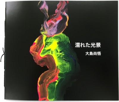 Naonori Oshima/大島尚悟 『濡れた光景』
