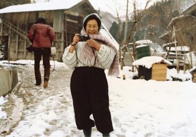 """photographers' gallery 企画   """"増山たづ子 ミナシマイのあとに"""""""