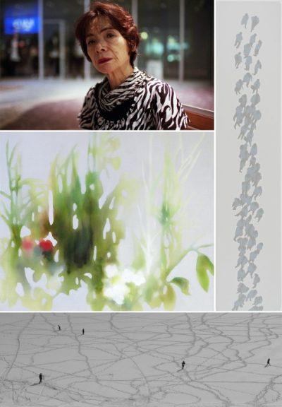 """展覧会:角田奈々 """"Local Prospects 2 アイデンティティ""""  三菱地所アルティアム/福岡市"""