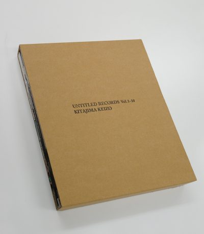 Keizo Kitajima/北島敬三 「Untitled Records vol.1-10」Box Set