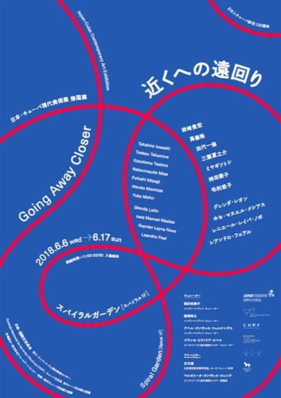 """展覧会:田代一倫 """"近くへの遠回り―日本・キューバ現代美術展 帰国展""""スパイラルガーデン"""