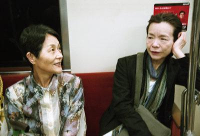 """Nana Kakuda/角田 奈々   """"母と伯母と"""""""