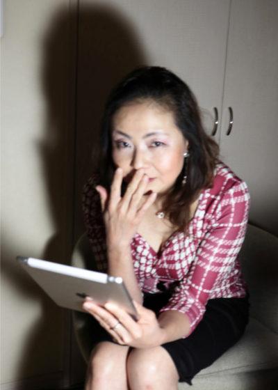 """Mariko Takahashi/高橋 万里子 """"スーベニア"""""""